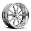 5 LUG RAMBLER - US390 BRUSHED FACE AND HI LUSTER WINDOWS