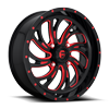 Fuel UTV Wheels Kompressor - D642 - UTV
