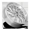 Fuel UTV Wheels Kompressor - D203 - UTV