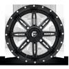 Fuel UTV Wheels Lethal - D567 - UTV