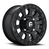 Tactic - D630 - UTV Matte Black