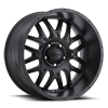 203 Hunter Satin Black and Satin Clear Coat - 20x10