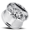 5 LUG 249 PREDATOR II CHROME
