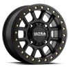 117 Xtreme UTV True Bead-Lock Satin Black and Satin Clear Coat
