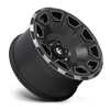 6 LUG VENGEANCE - D686 MATTE BLACK/MACHINED/DDT