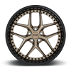 5 LUG VICE - M227 BRONZE W/ GLOSS BLACK LIP