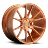 Vicenza Brushed | Transparent Copper 1