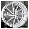 CVT Metallic Gloss Silver