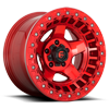 Warp Beadlock - D117 Candy Red