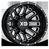 XD843 Grenade Gloss Black Milled