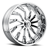 5 LUG 142 SCRILLA CHROME