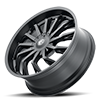 5 LUG 142 SCRILLA SATIN BLACK