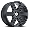 5 LUG ATLAS MATTE BLACK