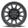 8 LUG MR703 MATTE BLACK