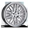 P4C Silver Machined