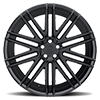 5 LUG ROYALTY GLOSS BLACK