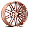 5 LUG ROYALTY ROSE GOLD