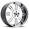 5 LUG SV9-S CHROME