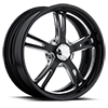 Schott Wheels - Mod 5 Black Machined