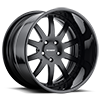 Schott Wheels - Sprocket Gloss Black