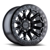 6 LUG OURAY MATTE BLACK