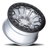 6 LUG OURAY SILVER MACHINED