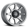 351 Flow Satin Gray 17x9