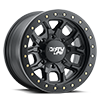 8 LUG 9303 DT-1 MATTE BLACK W/ OPTIONAL RASH RING