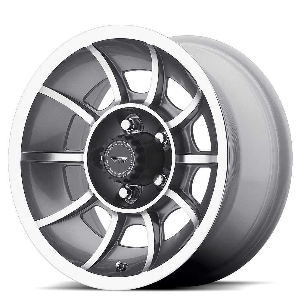 American Racing Custom Wheels VN47 Vector