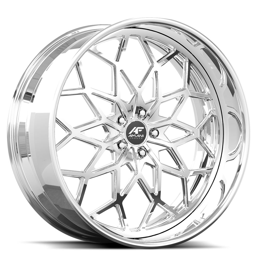 Amani Wheels Motivo Cut