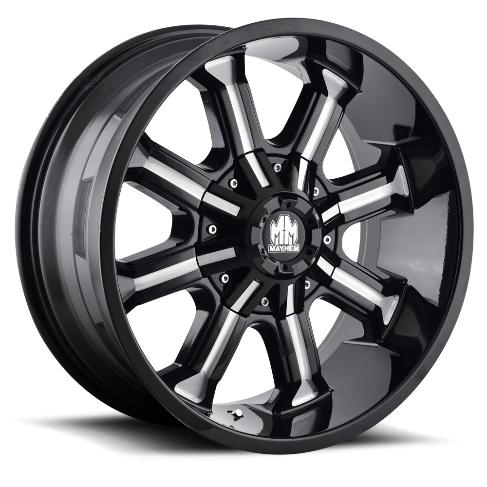 Mayhem Wheels 8102 Beast