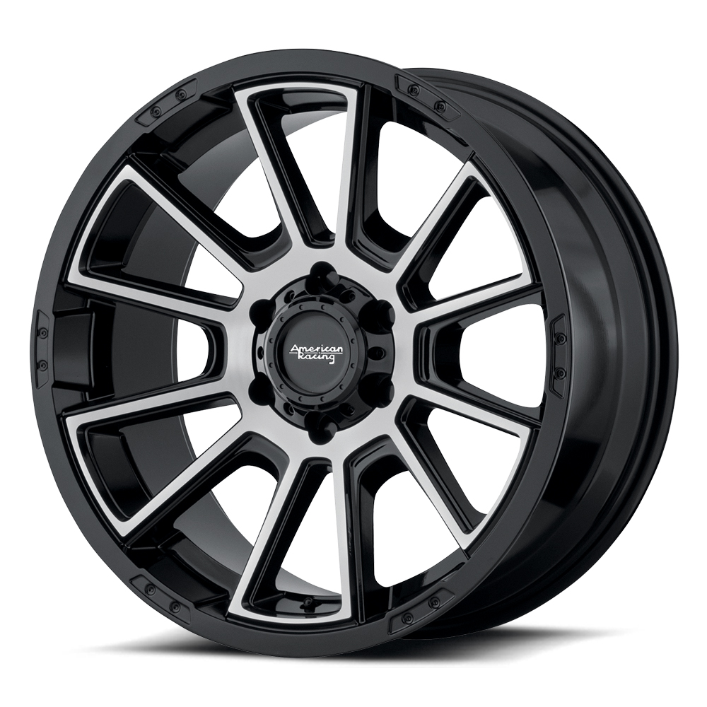American Racing Custom Wheels AR933