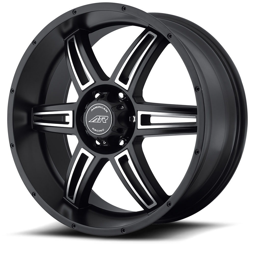 American Racing Custom Wheels AR890