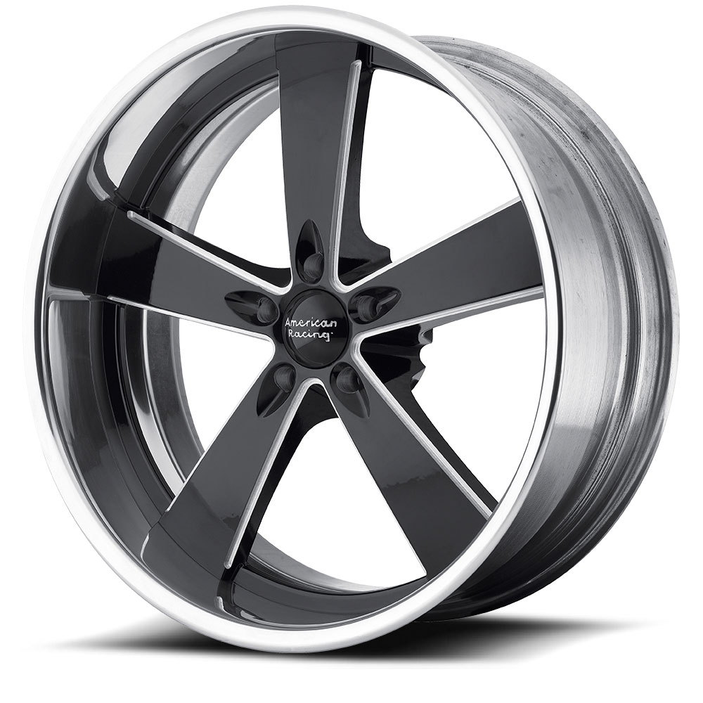 American Racing Custom Wheels VN472 Burnout