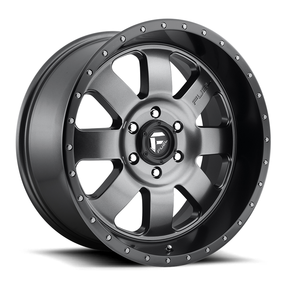Fuel 1-Piece Wheels Baja - D628