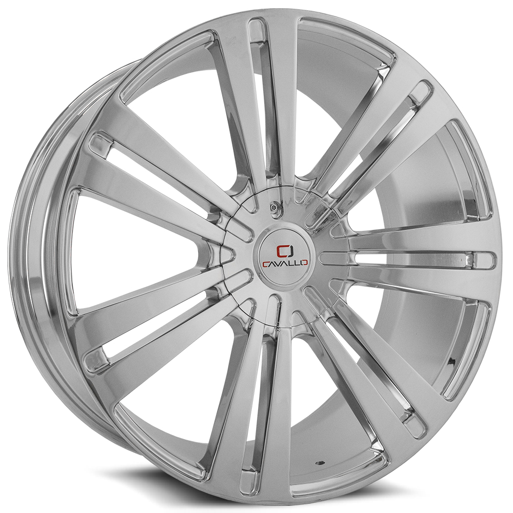 Cavallo Wheels CLV-16