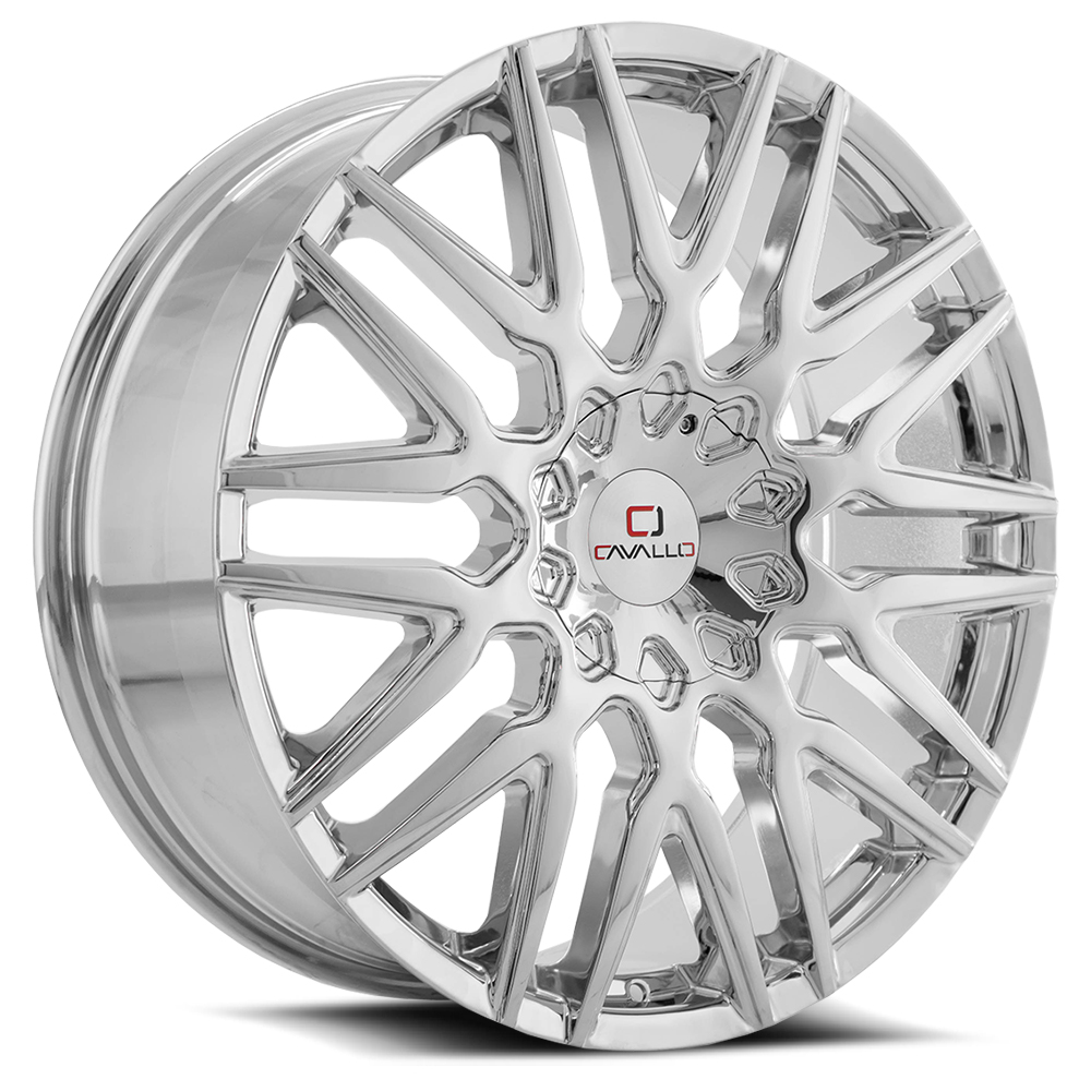 Cavallo Wheels CLV-24