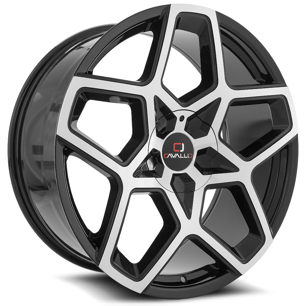 Cavallo Wheels CLV-25