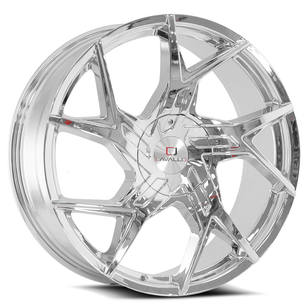 Cavallo Wheels CLV-26