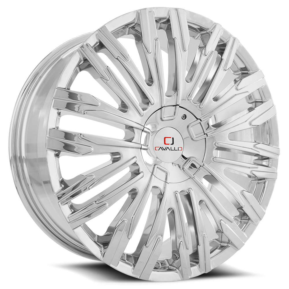 Cavallo Wheels CLV-28
