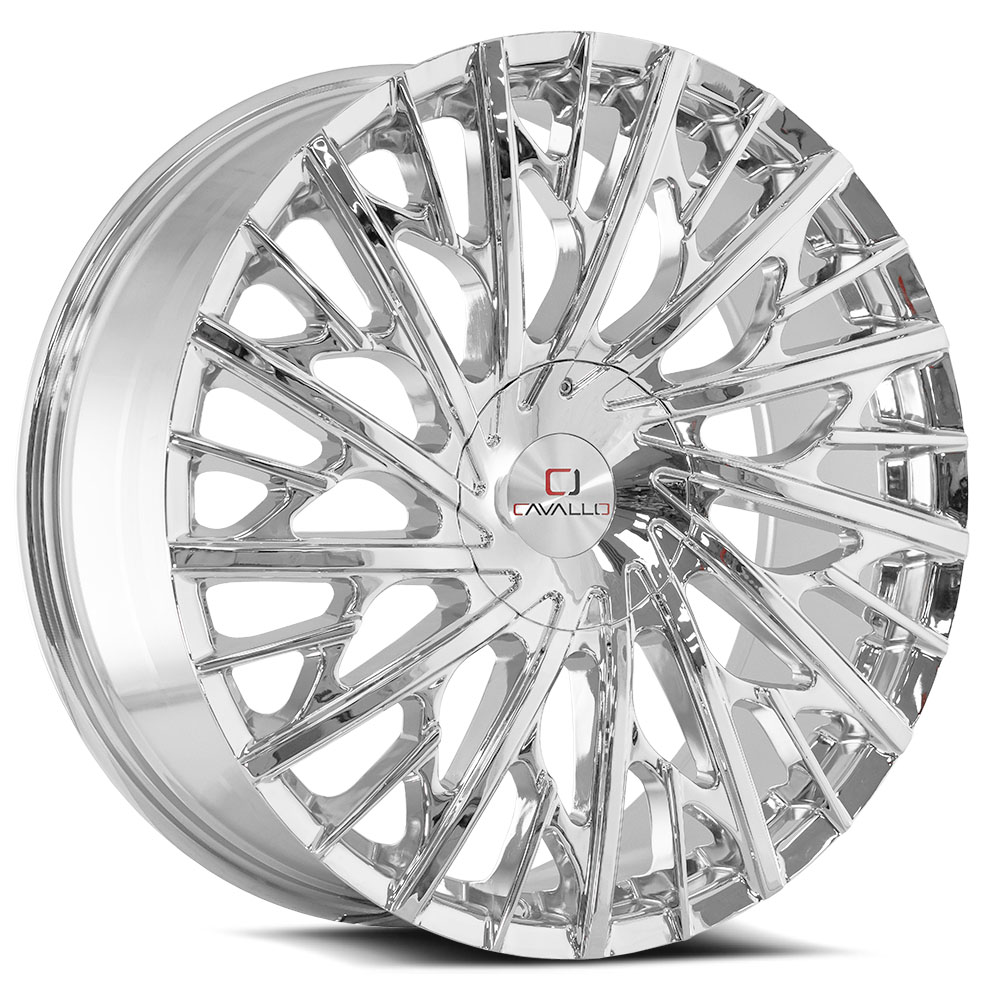 Cavallo Wheels CLV-30