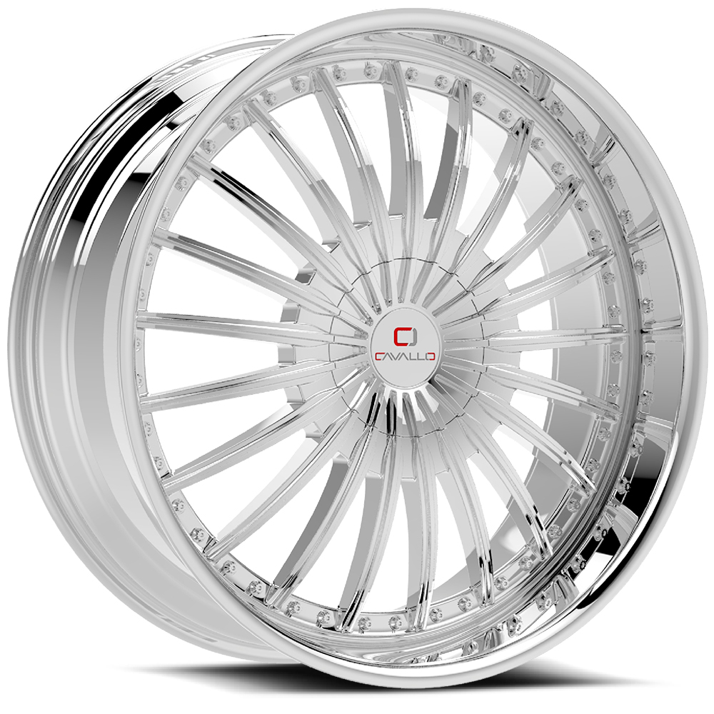 Cavallo Wheels CLV-32
