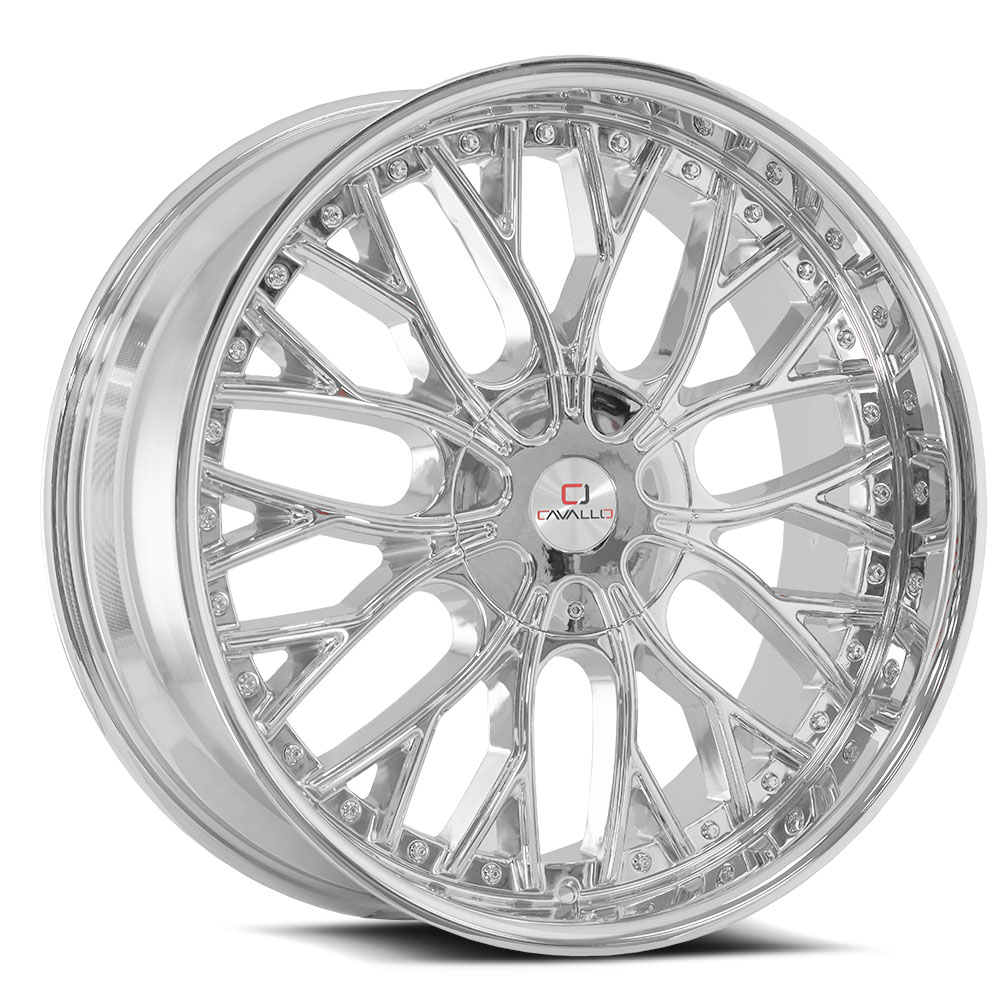 Cavallo Wheels CLV-33