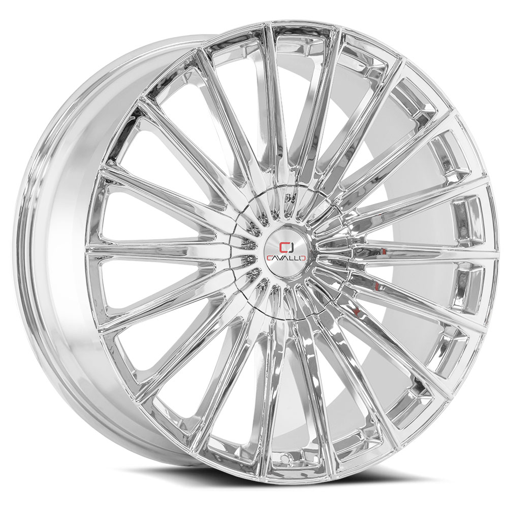 Cavallo Wheels CLV-34