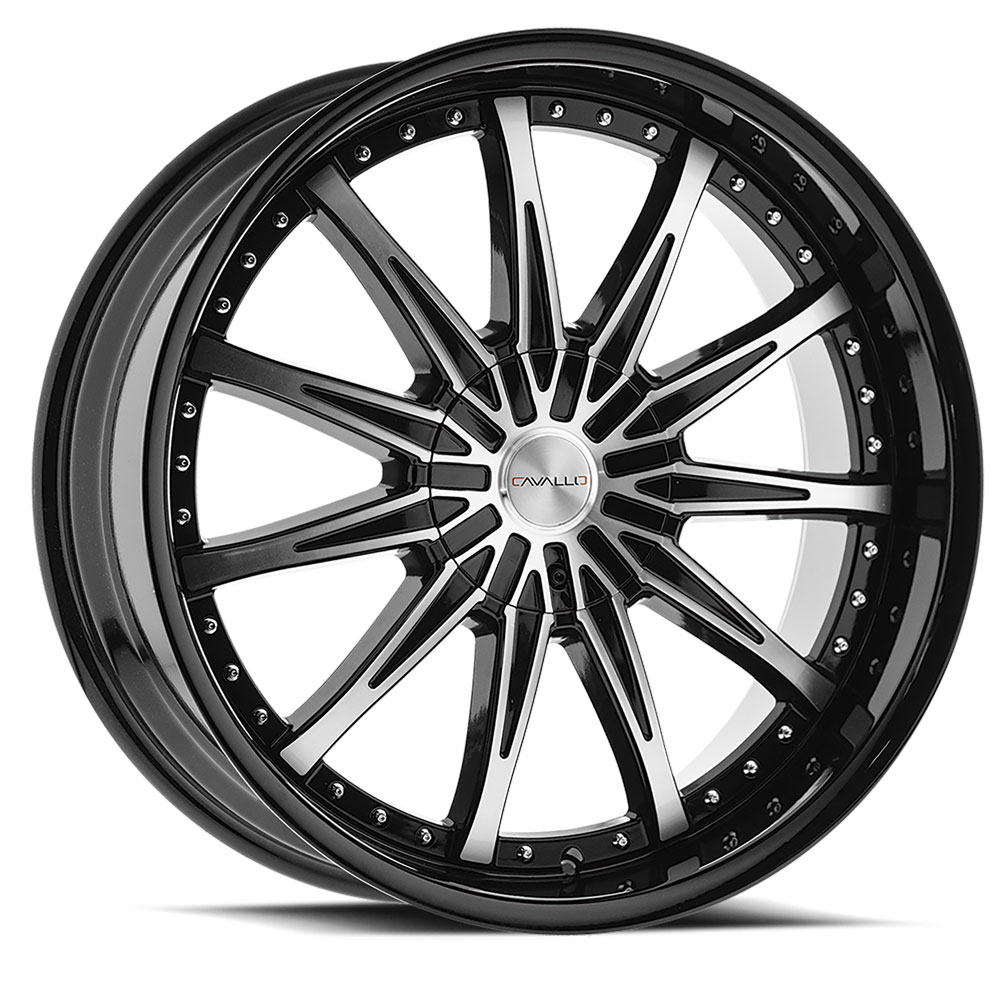 Cavallo Wheels CLV-35