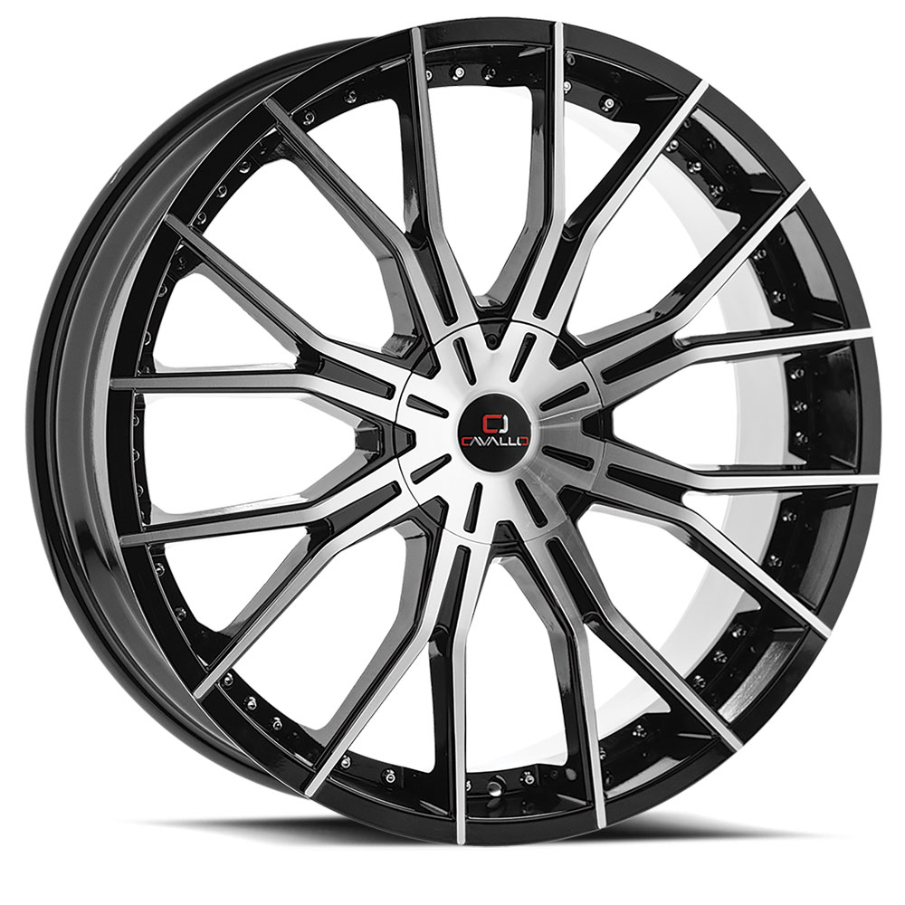 Cavallo Wheels CLV-36