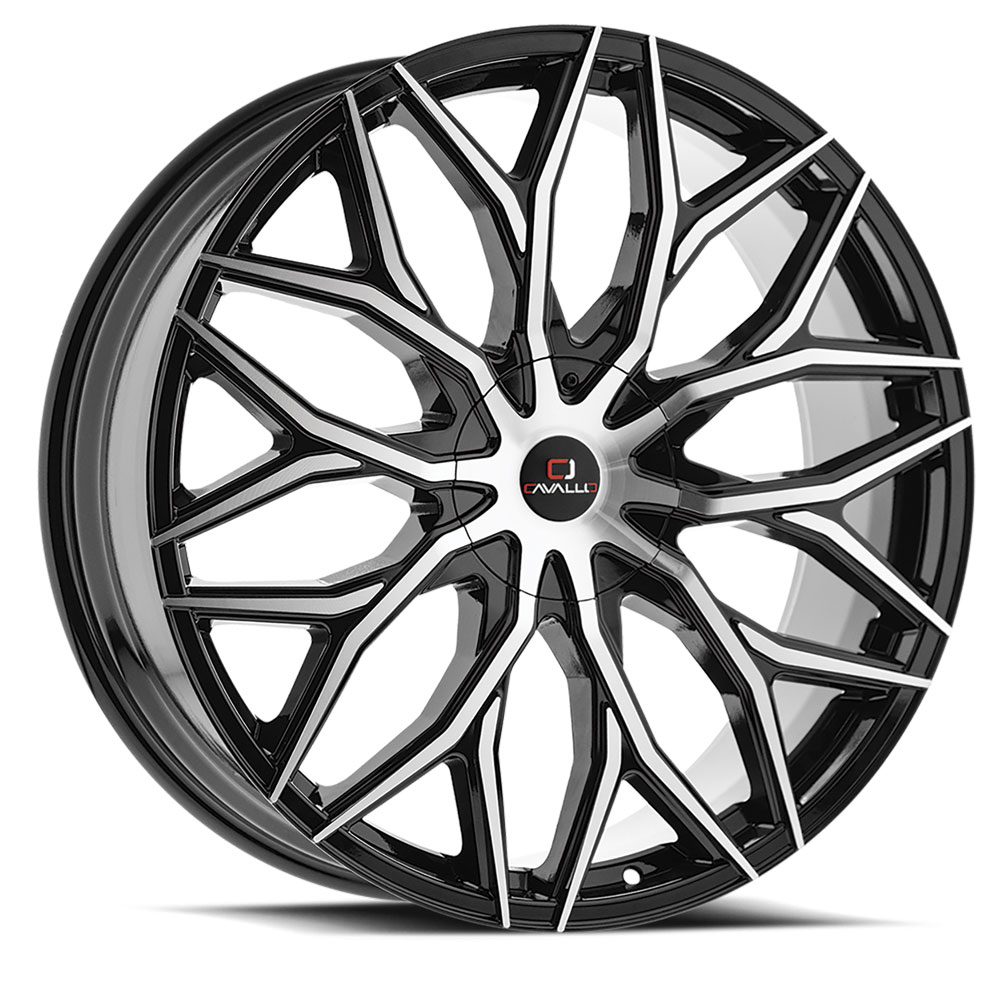 Cavallo Wheels CLV-37
