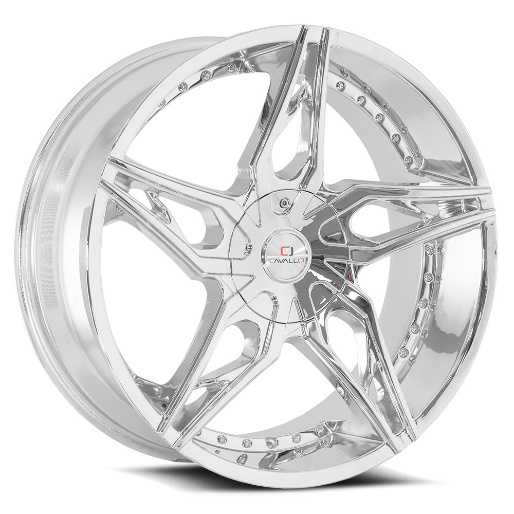 Cavallo Wheels CLV-38