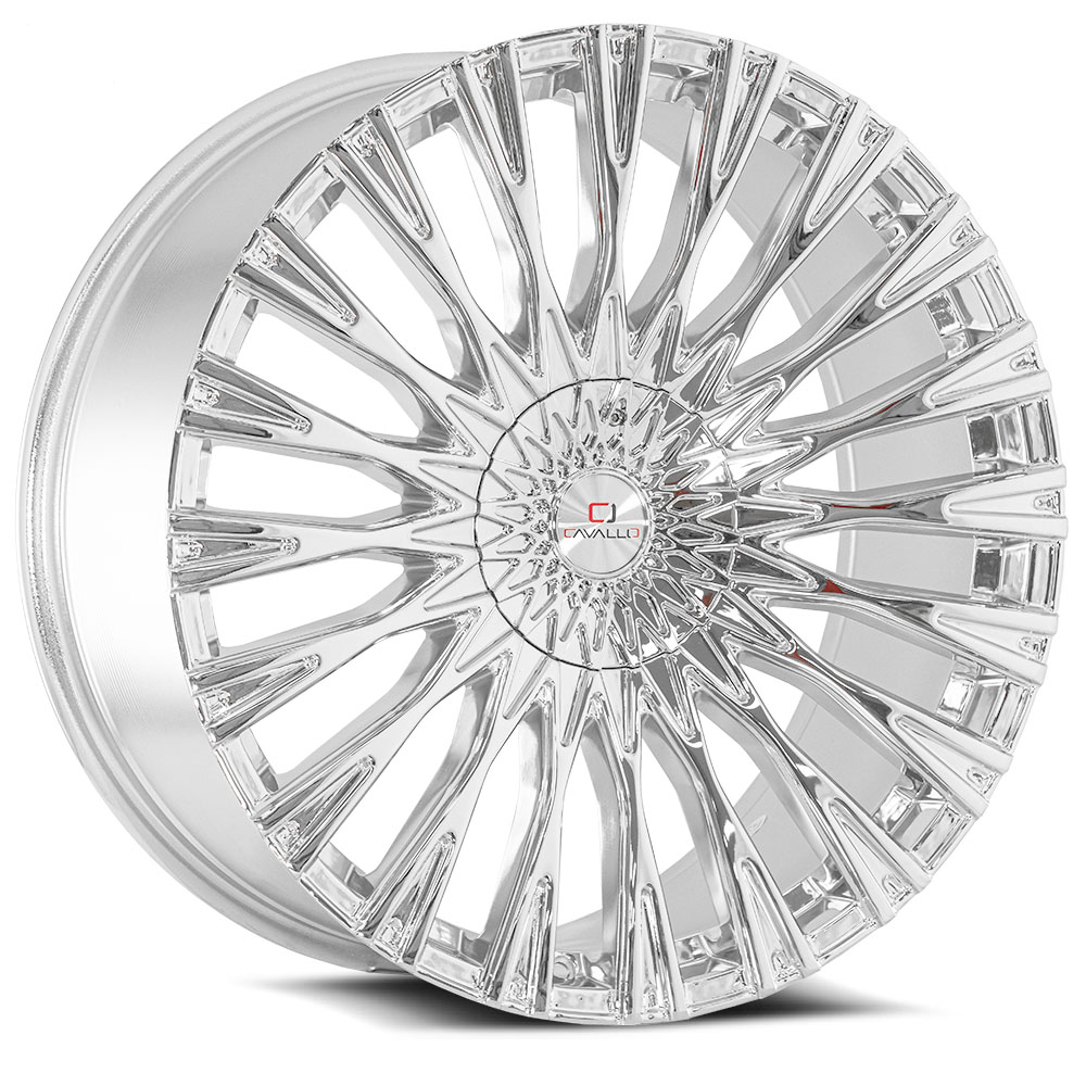 Cavallo Wheels CLV-40
