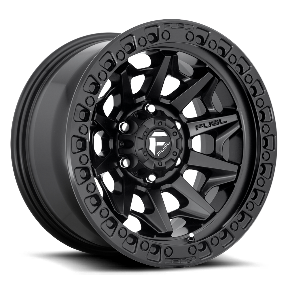 Fuel 1-Piece Wheels Covert - D694